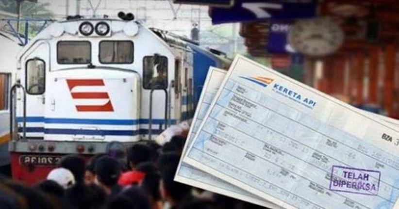 Jangan Khawatir, Tiket Kereta Lebaran dari Purwokerto Masih Tersedia