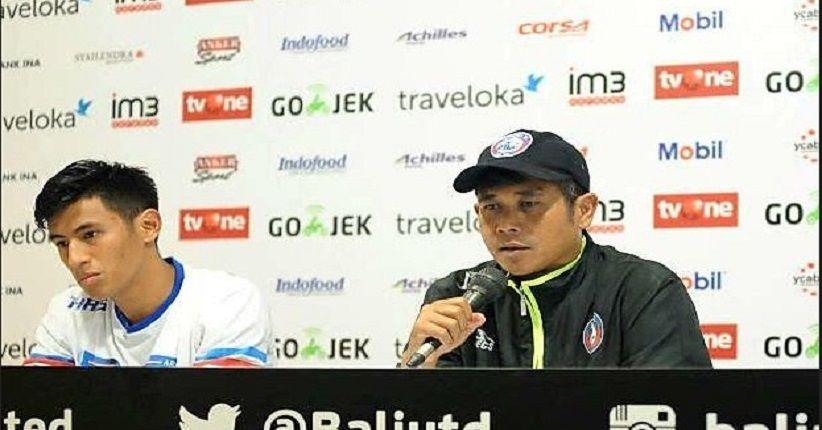 Tantang Sriwijaya FC, Arema FC Minus Dua Pemain Brasil