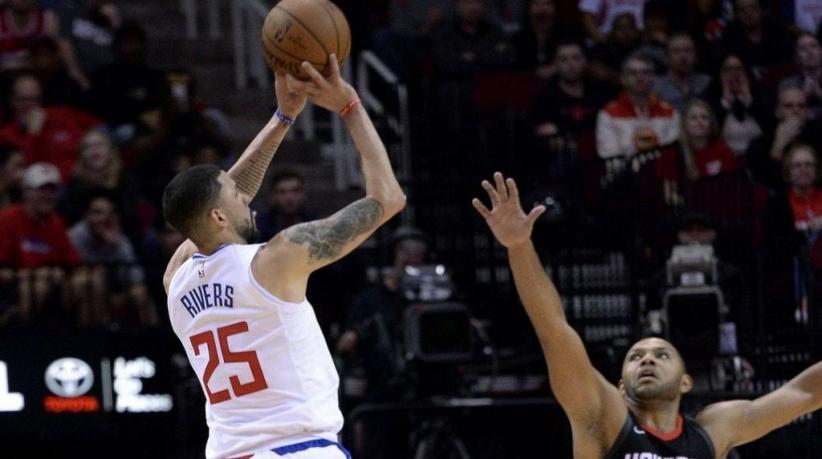 Austin Rivers Berikan Kekalahan Kedua Beruntun pada Rockets