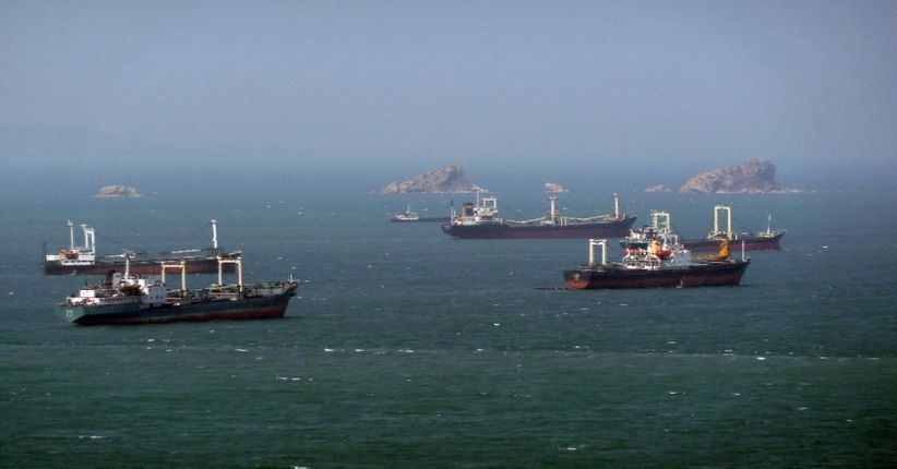 Pergoki Kapal Korut Transfer Barang, Jepang Melapor ke PBB