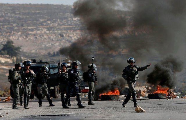 Bentrok di Gaza, Warga Palestina Tewas Ditembak Tentara Israel
