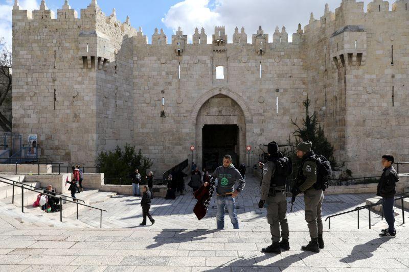 Uni Eropa: Yerusalem Harus Jadi Ibu Kota Israel dan Palestina