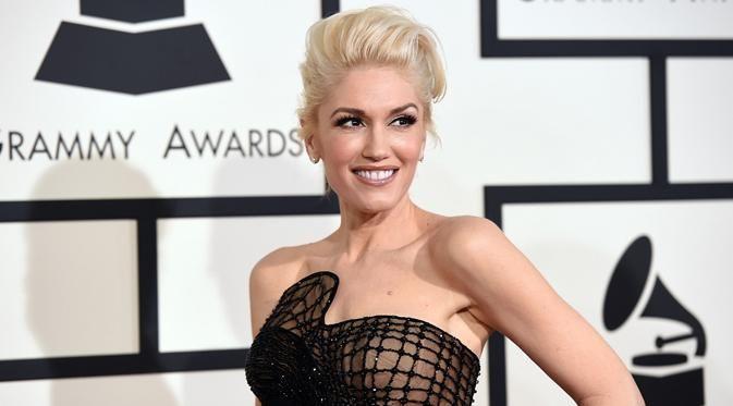 Yuk Intip Resolusi Gwen Stefani di Tahun 2018