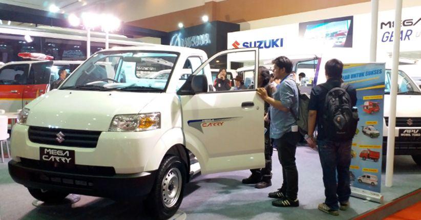 Didorong APV, Ekspor Suzuki Meningkat 44 Persen