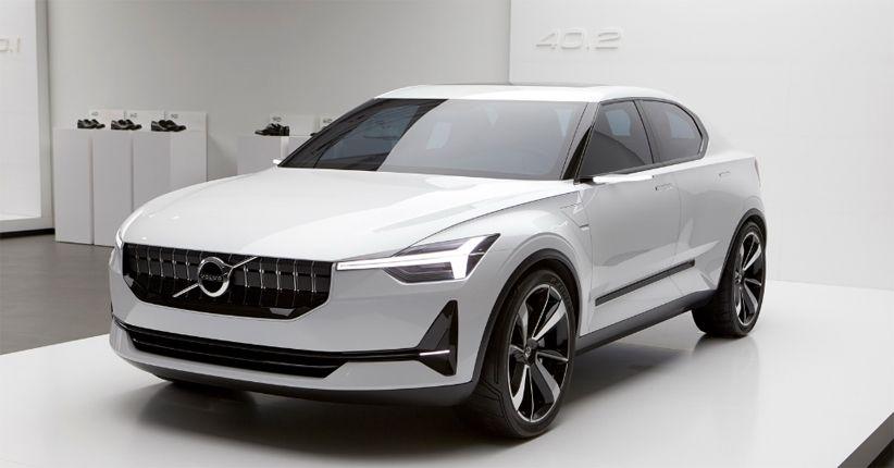 Siap Diproduksi Mobil Listrik Volvo Bisa Tempuh 500 Km