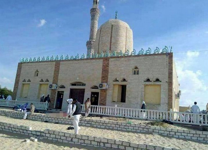 Teror di Mesir, Netizen Ikut Berduka