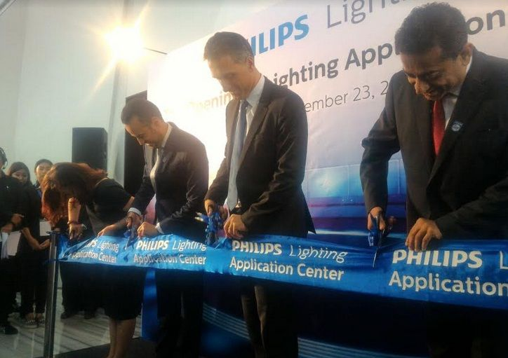 Philips Luncurkan Lighting Aplication Centre