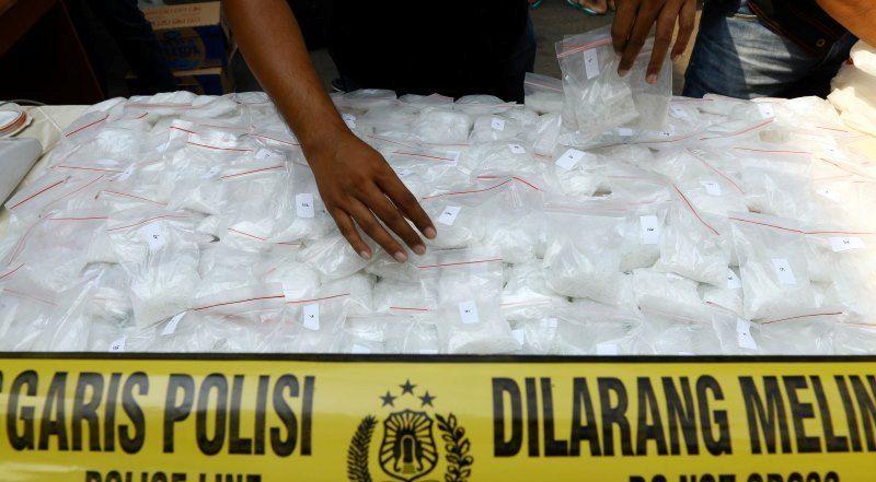 BNN Tembak Mati 1 Tersangka Narkoba di Langsa Aceh, 5 Ditangkap