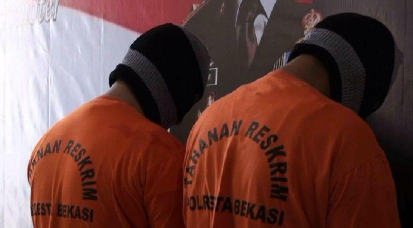 Kerap Resahkan Warga, Polisi Tangkap 2 Pelaku Judi Togel di Minsel Sulut