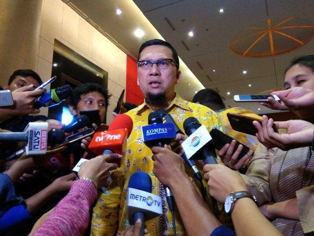 Surat Penunjukan Azis Syamsuddin Dianggap Bikin Malu Golkar