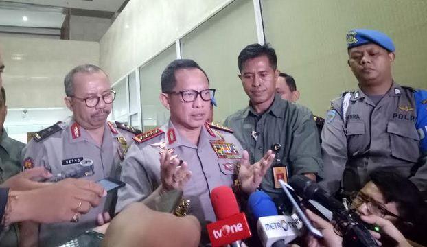 Polri Kerahkan 1 Juta Personel Gabungan Kawal Pilkada 2018