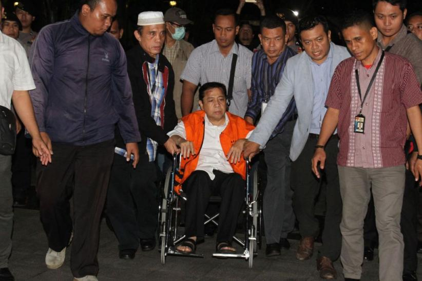 Hakim Izinkan Setya Novanto Berobat ke RSPAD
