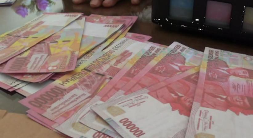 Bayar PSK Pakai Uang Palsu, Oknum PTT Dicokok Polisi