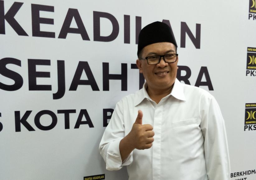 Jelang Pilwalkot Bandung, PKS Akan Umumkan Pasangan Oded M Danial