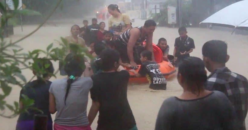 BMKG Prediksi Maret Puncak Musim Hujan, Warga Diminta Waspada Bencana