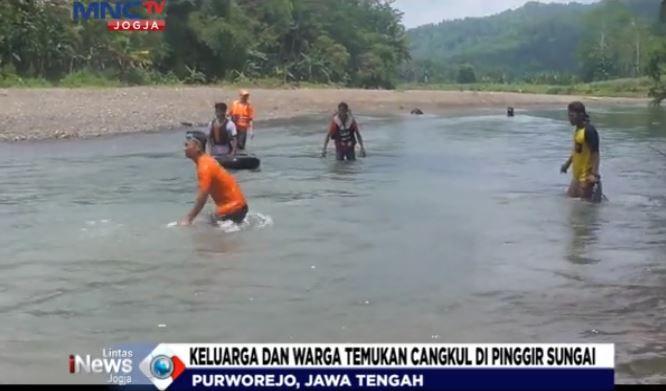 Pamit ke Sawah, Kakek di Purworejo Hilang di Sungai