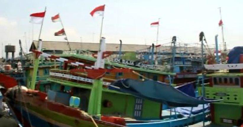 Derita Nakhoda Kapal Cantrang yang Kini Menganggur
