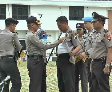 Polda Jateng Pecat Tidak Hormat 24 Anggotanya, 4 Berpangkat Perwira