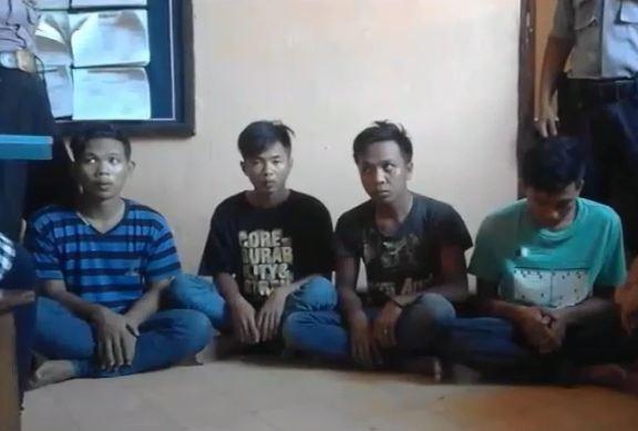 Pacar dan Tiga Temannya Ramai-ramai Perkosa Gadis 17 Tahun di Jember