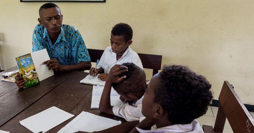 Kabupaten Teluk Wondama di Papua Barat Masih Kekurangan Guru
