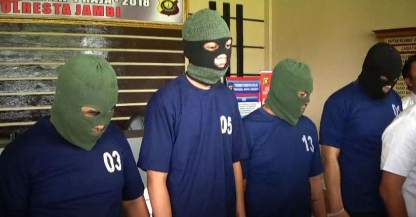 Ketua DPD PAN Batanghari Ditangkap Polisi Usai Pesta Sabu di Jambi