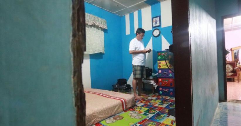 Kunjungi Asahan, Djarot Pilih Tidur di Rumah Warga