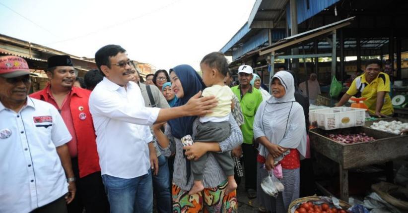 Kunjungi Asahan, Djarot: Saya Akan Berjihad di Sumatera Utara