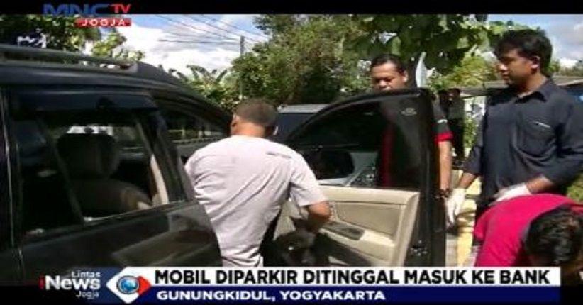 Waspada Pencurian Modus Pecah Kaca Mobil yang Marak di Gunungkidul