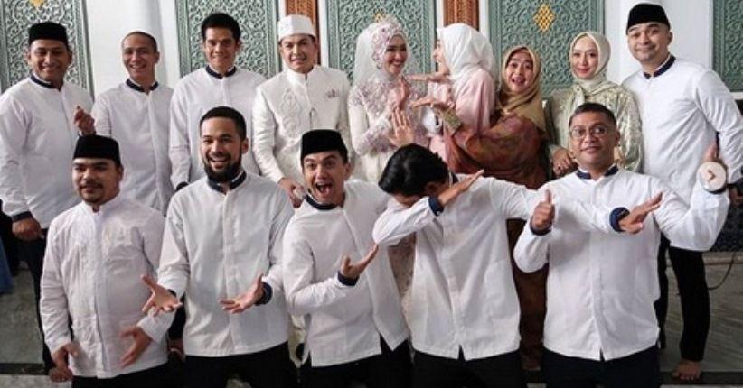 Tommy Kurniawan Resmi Nikahi Pramugari dari Aceh, Sahrul Gunawan Kesal