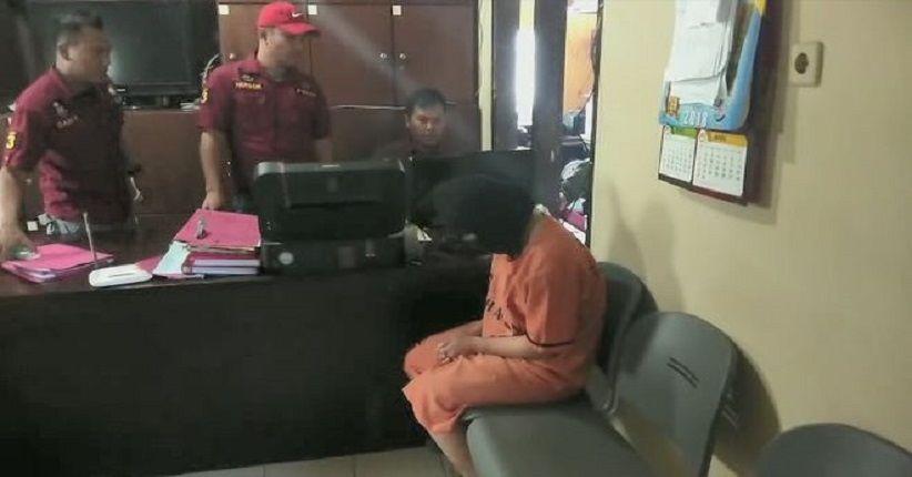 Buang Bayi Hasil Hubungan Gelap, Ibu Muda di Cimahi Ditangkap Polisi