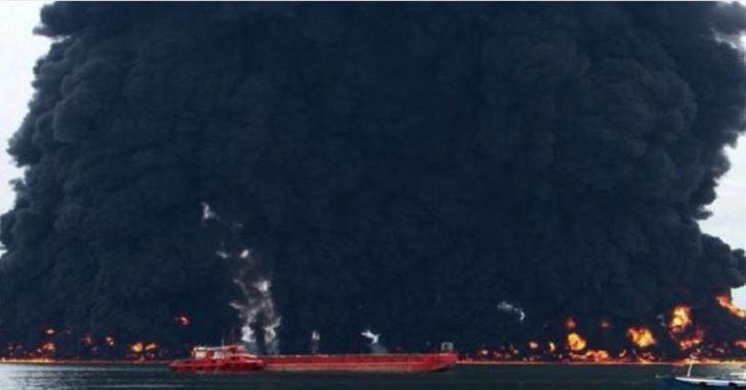 Nakhoda MV Ever Judger Asal China Ditetapkan Tersangka