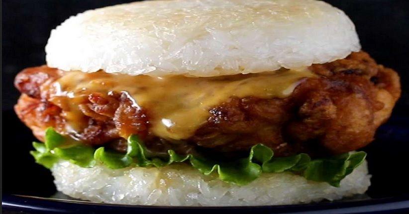 burger jepang Resep Indonesia CaraBiasa.com