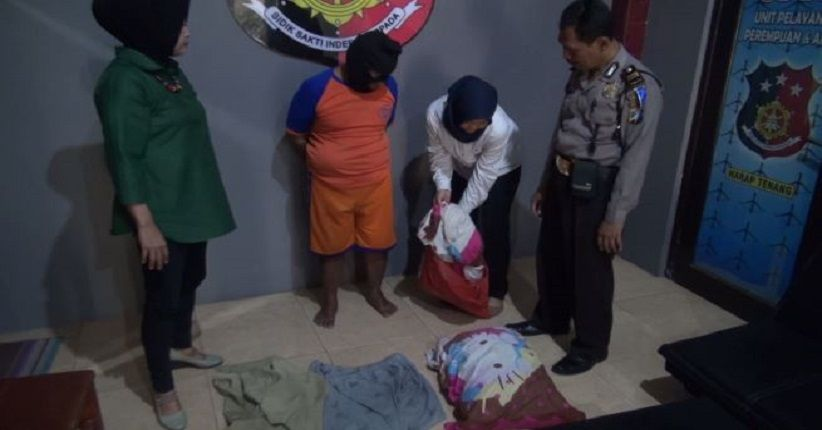 Sering Ditolak Istri, Kakek Berusia 60 Tahun di Jombang Cabuli Nenek