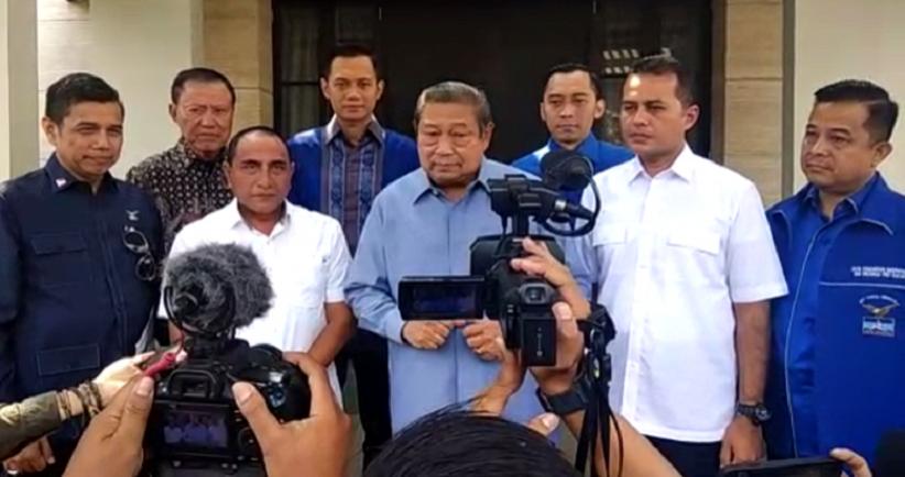 Partai Demokrat Resmi Dukung Edy-Ijeck di Pilgub Sumut 2018