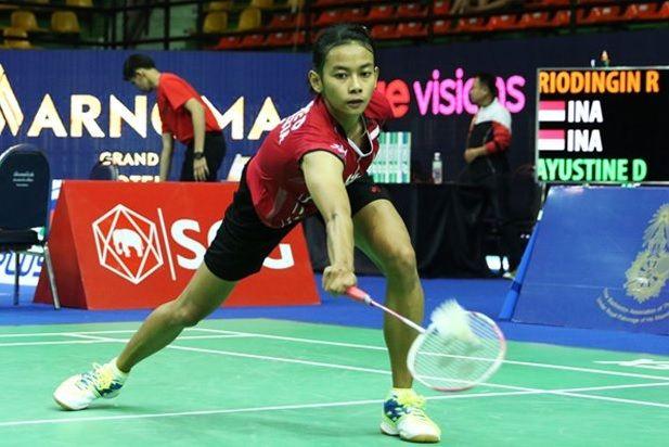 Taklukkan Batomene, Dinar Antar Indonesia Unggul 3-0 Atas Prancis