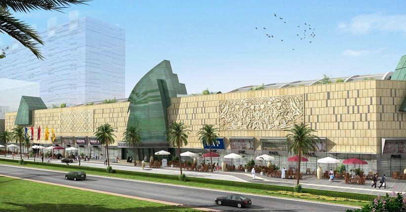 3 Tempat Populer Belanja Suvenir Lebaran, BurJuman Tertua di Dubai