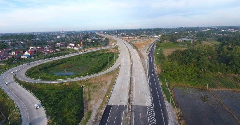 Waskita Lepas 30 Persen Saham Jalan Tol Medan-Tebing Tinggi kepada Investor Hong Kong