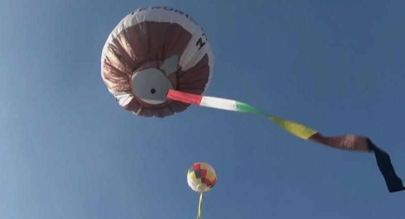 Kemenhub: Terbangkan Balon Udara Liar Bahayakan Keselamatan Penerbangan