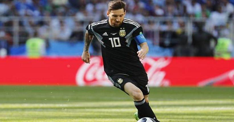 Argentina Gagal Kalahkan Islandia, Messi Ingin Menang Lawan Kroasia