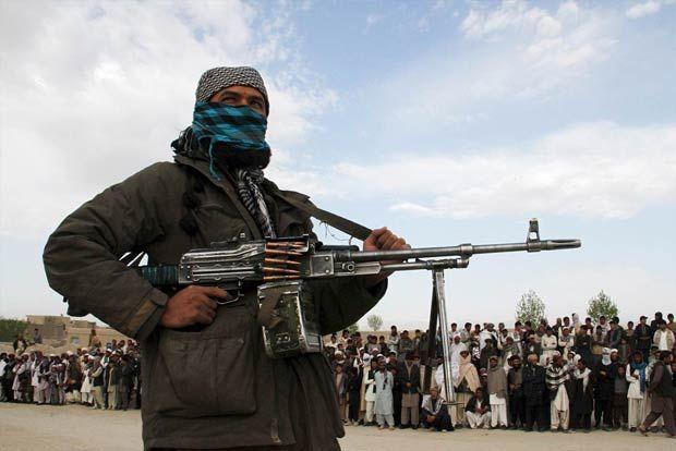 Gencatan Senjata Berakhir, Taliban Kembali Serang Pasukan ...