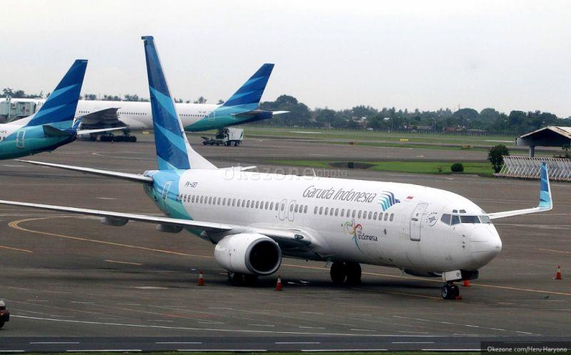 Fuad Rizal Resmi Ditunjuk sebagai Plt Dirut Garuda Indonesia