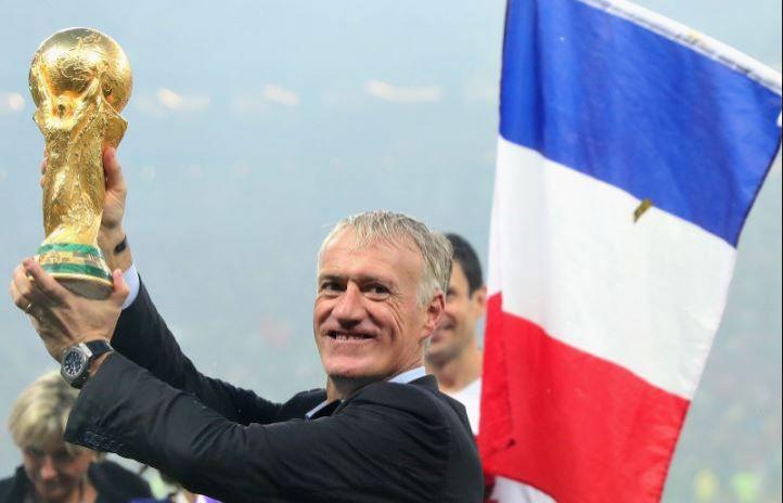 Bawa Prancis Juara Piala Dunia 2018, Deschamps: Kami Buat Sejarah