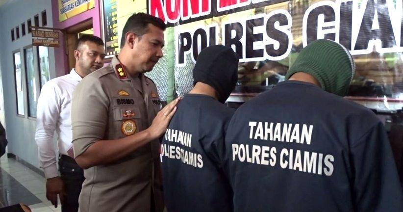 Setelah Beraksi di 34 TKP, 2 Spesialis Pencuri Pikap Ditangkap Polisi