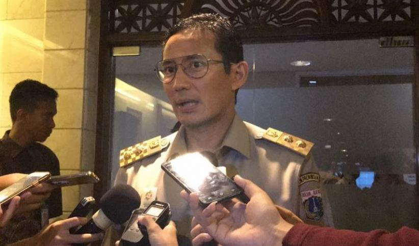 Sandiaga Uno Puas dengan Persiapan Asian Games 2018