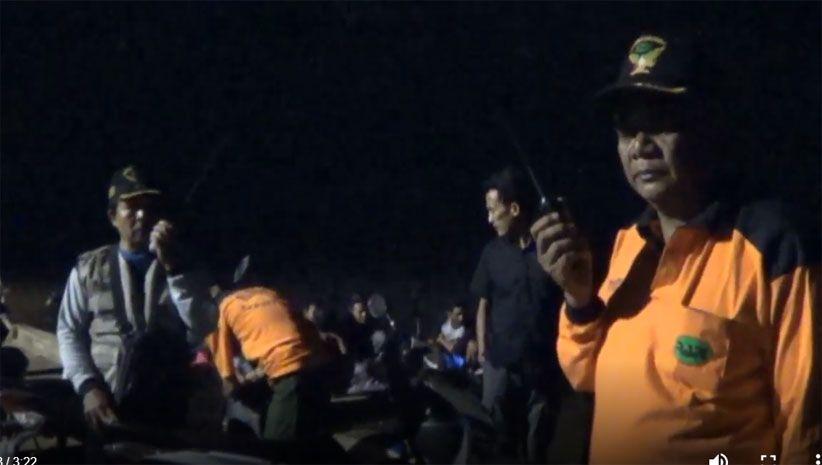 Balita Hilang Terseret Tsunami di Pulau Sebesi Belum Ditemukan