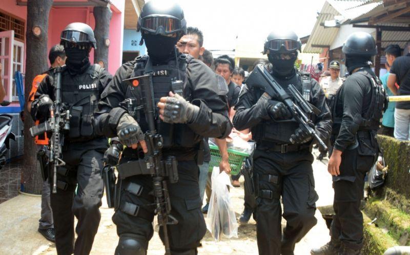 Sejumlah Orang Diamankan Densus 88 di Ambon, Mereka Dibawa ke Jakarta
