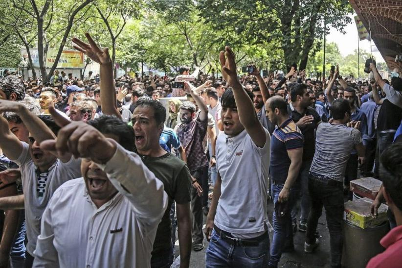 AS Jatuhkan Sanksi, Warga Iran: Hidup Saya seperti Dihancurkan
