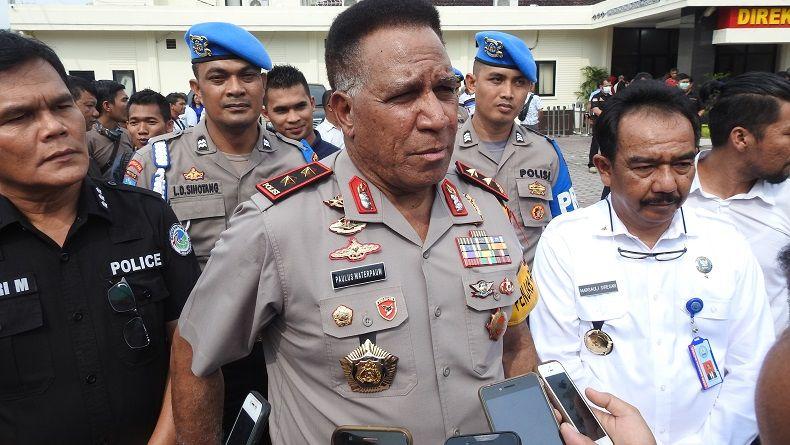 2 Anggota Polres Yahukimo Diserang Warga Sipil hingga Jari Putus