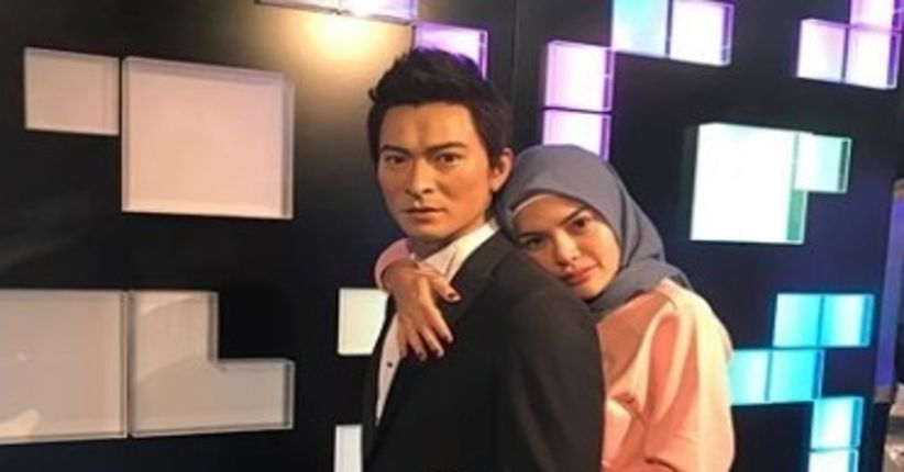 Andy Lau Jadi Sosok Pria Idaman Nikita Mirzani, Begini Reaksi Miyabi