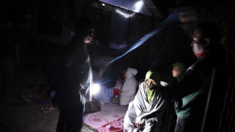 Cari Tempat Aman, Korban Gempa Lombok Megungsi Hingga ke Jembrana